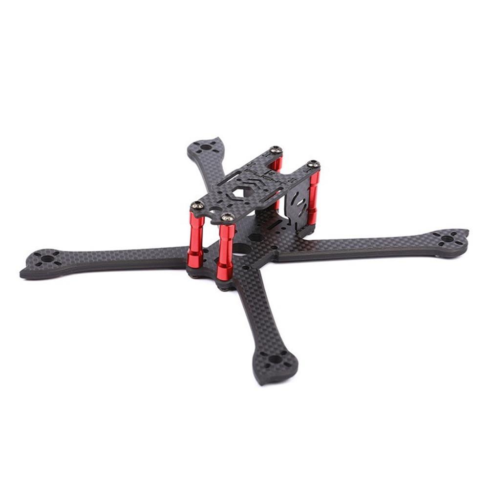 multi-rotor-parts IFlight iX4 Lite V3 164mm Wheelbase 4mm Arm 4 Inch Carbon Fiber Frame Kit for RC Drone FPV Racing RC1368185 3