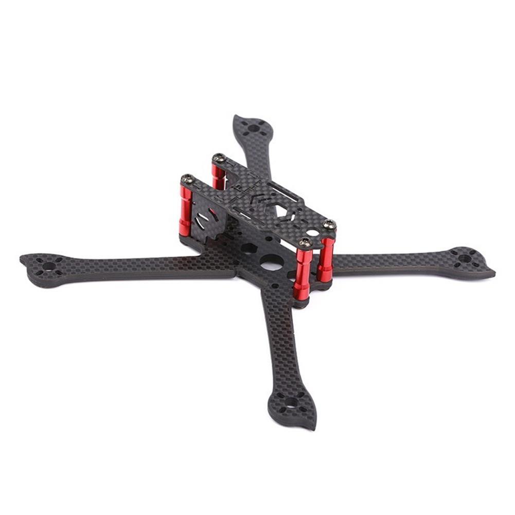 multi-rotor-parts IFlight iX4 Lite V3 164mm Wheelbase 4mm Arm 4 Inch Carbon Fiber Frame Kit for RC Drone FPV Racing RC1368185 4