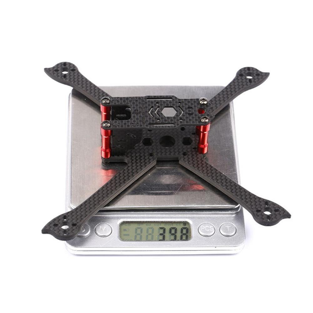multi-rotor-parts IFlight iX4 Lite V3 164mm Wheelbase 4mm Arm 4 Inch Carbon Fiber Frame Kit for RC Drone FPV Racing RC1368185 5