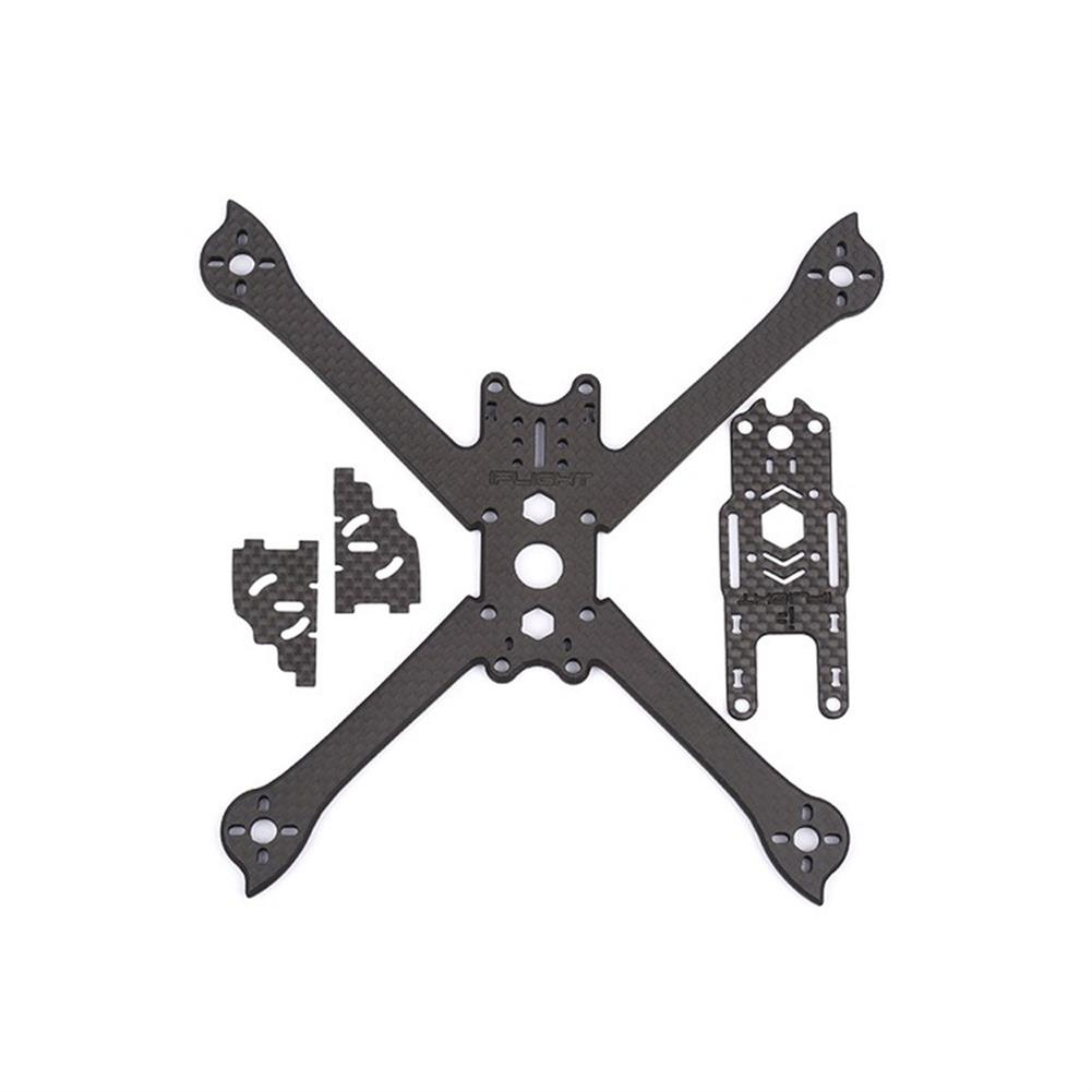multi-rotor-parts IFlight iX4 Lite V3 164mm Wheelbase 4mm Arm 4 Inch Carbon Fiber Frame Kit for RC Drone FPV Racing RC1368185 6