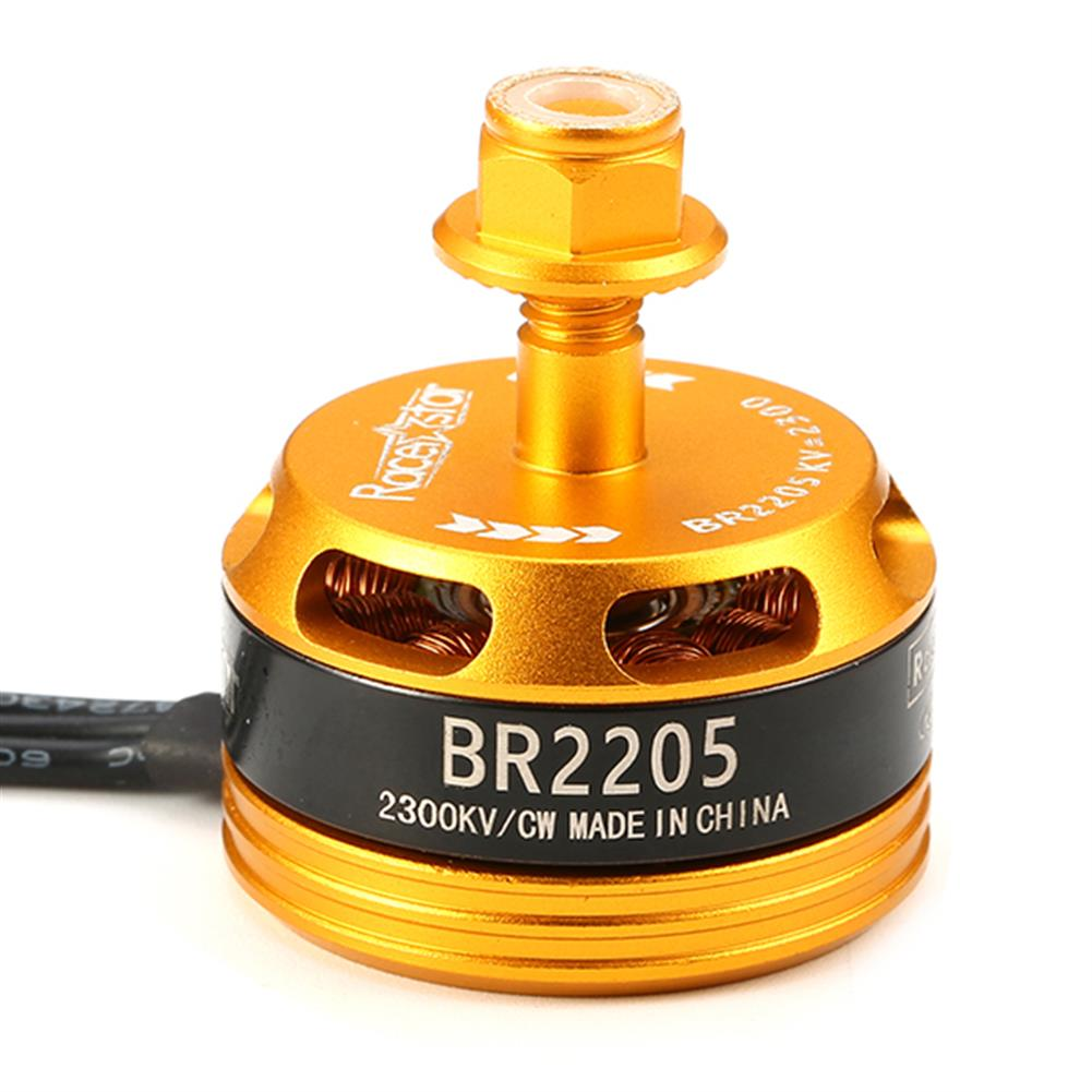 multi-rotor-parts HGLRC Flame HF1105 1105 6000KV 2-3S Brshless Motor for RC FPV Racing Drone RC1151483