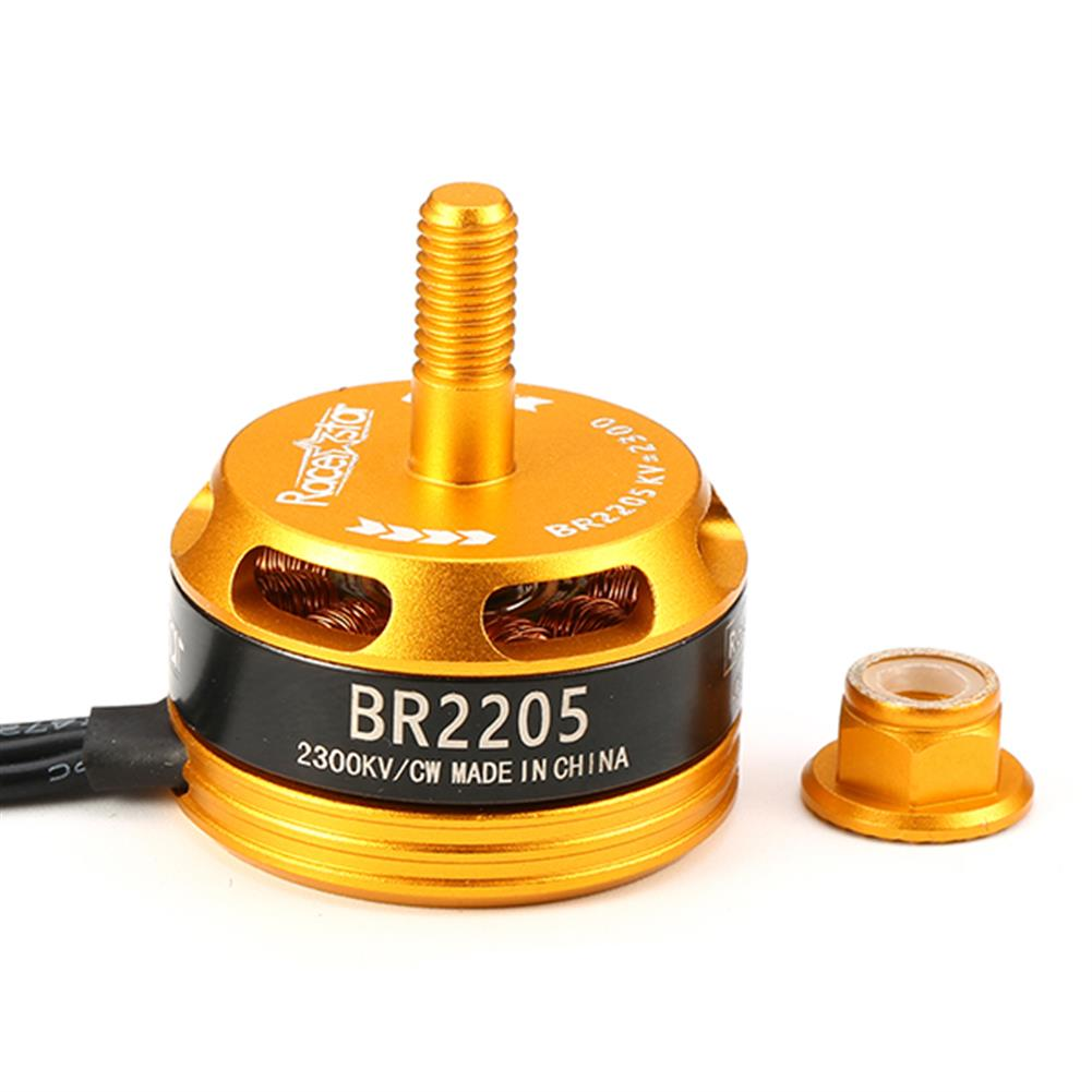 multi-rotor-parts HGLRC Flame HF1105 1105 6000KV 2-3S Brshless Motor for RC FPV Racing Drone RC1151483 2