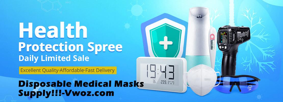 Disposable Medical Masks Supplier