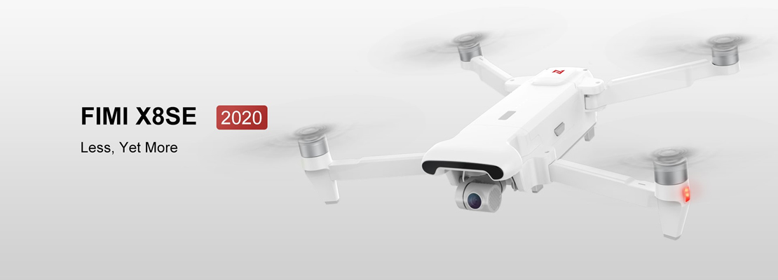 Xiaomi FIMI X8 SE 2020 8KM FPV Drone For Sale