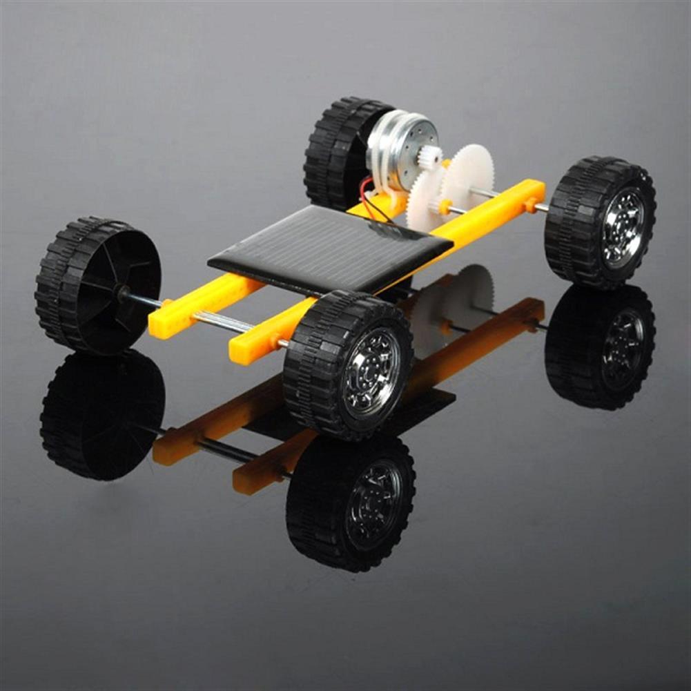 solar-powered-toys DIY Solar Power Toy Mini Car for Children HOB1006024 1