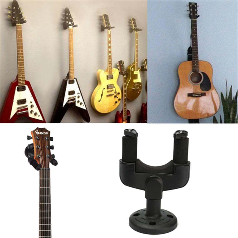 guitar-accessories Wall Mount Hooks Stand Holder Guitar Hangers Musical instrument Parts HOB1027769