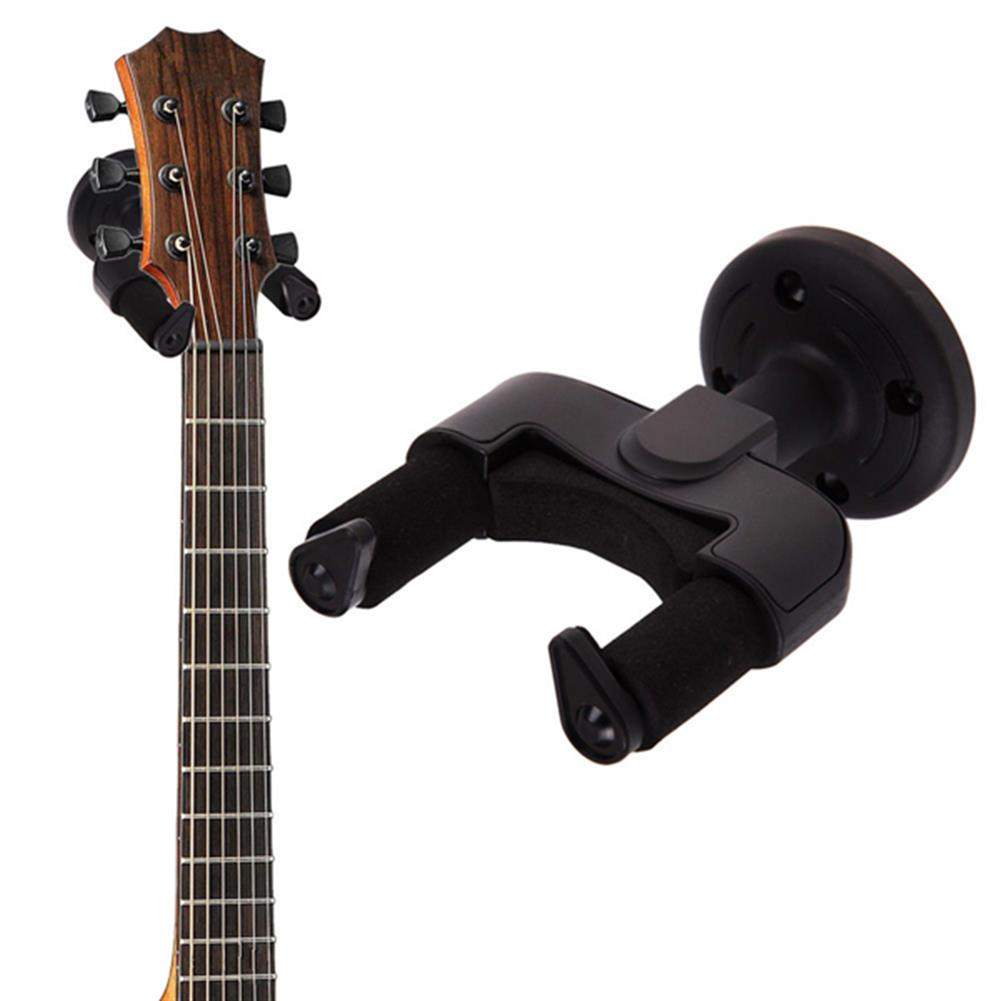 guitar-accessories Wall Mount Hooks Stand Holder Guitar Hangers Musical instrument Parts HOB1027769 1