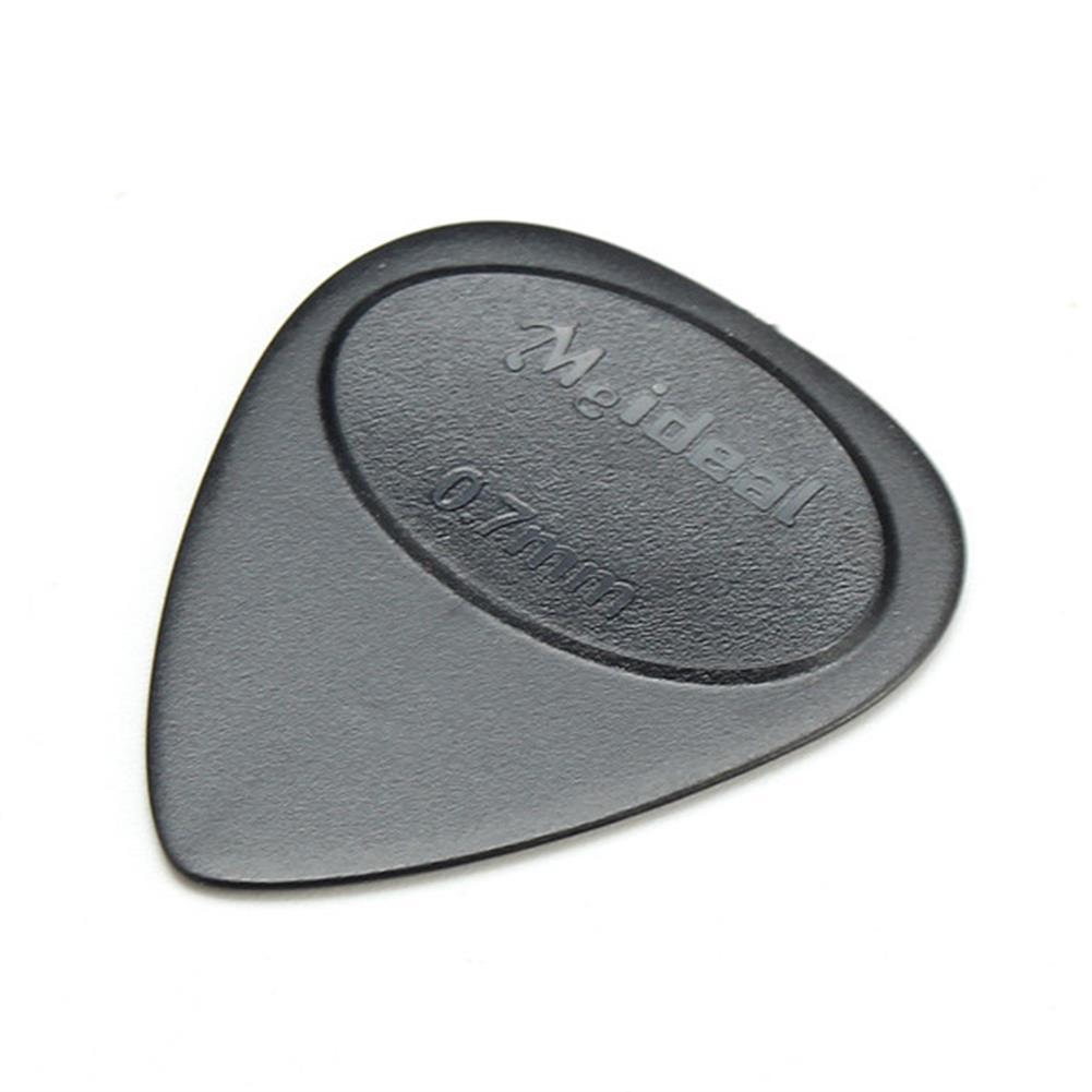 guitar-accessories 10pcs 0.7mm Guitar Pick Plectrum Toughness Anti Slip Design HOB1053678 1