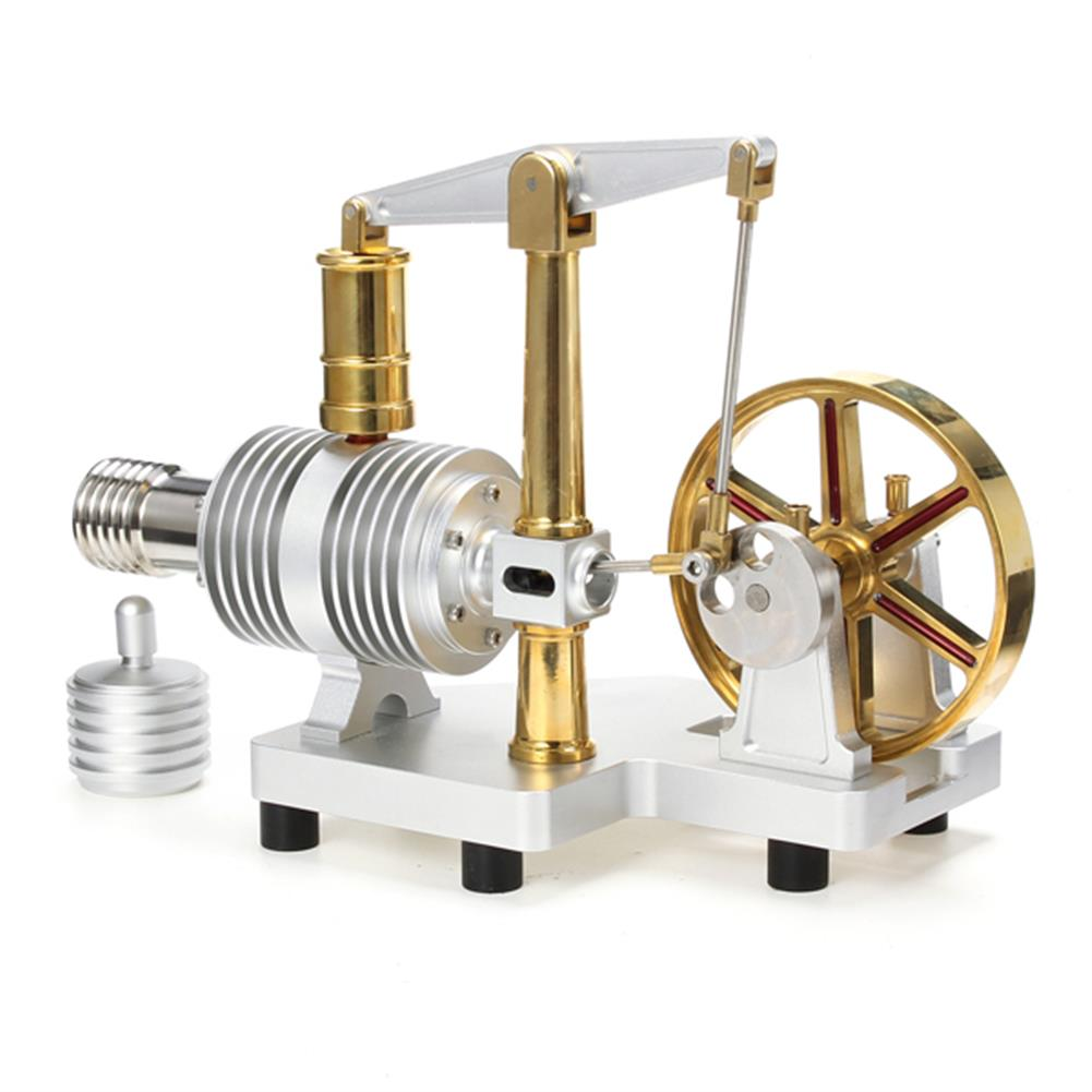 science-discovery-toys Tarot Enlarged Alloy Stirling Engine Hot Air Model Educational Science and Discovery Toys HOB1096425 1