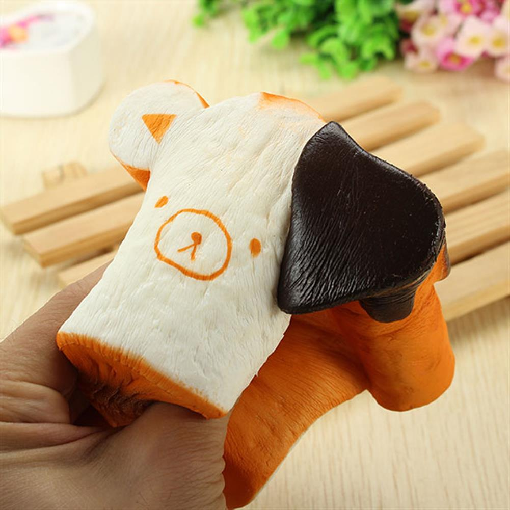 squishy-toys Squishy Toy 8 Seconds Slow Rising Super Soft Cute Fragrance Reality Touch Bear Toast Bread Decor HOB1097774 1