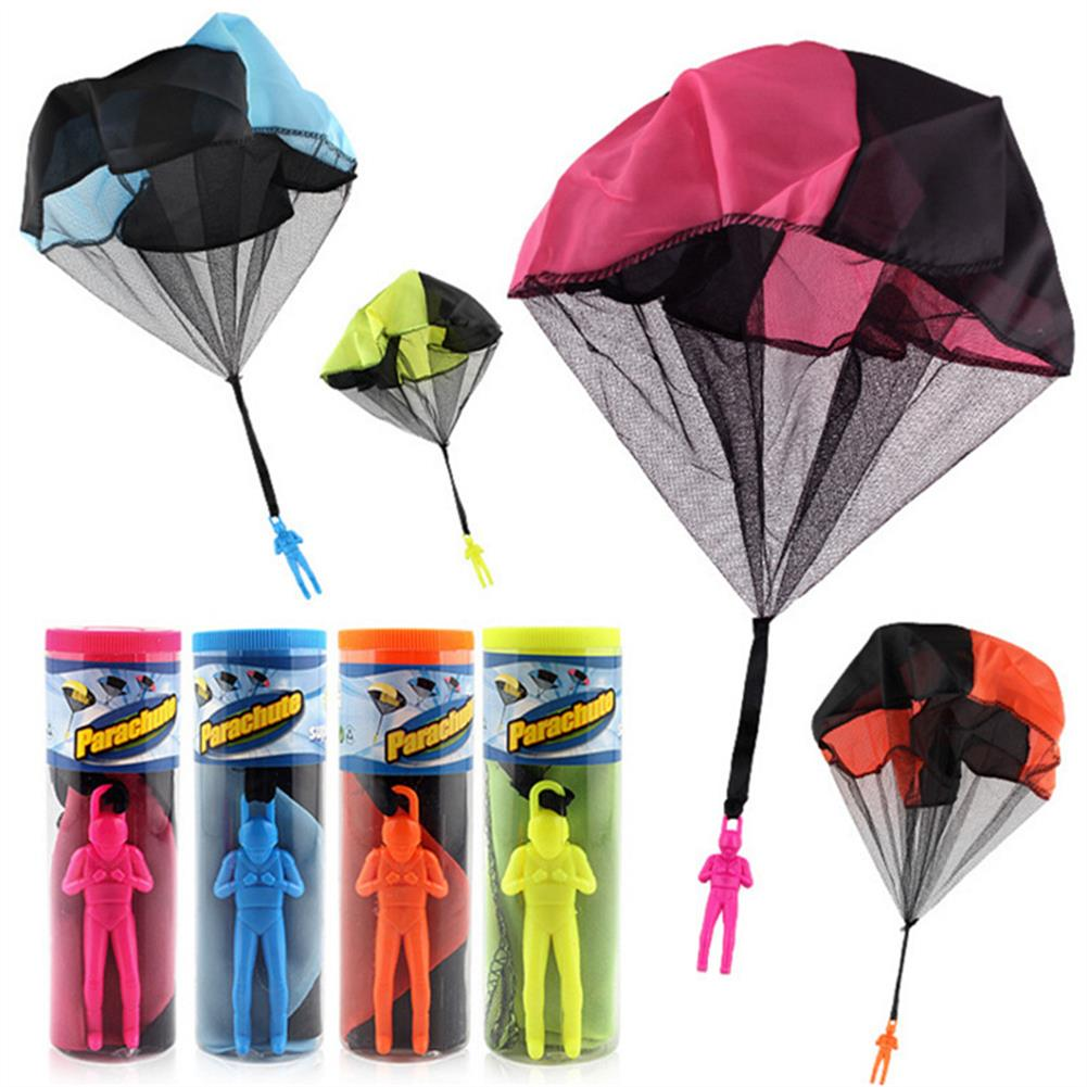 plane-parachute-toys Parachute Toy Throw and Drop outdoor Fun Toy Outdoor Sports Toys Random Color with Soldier Doll HOB1146456