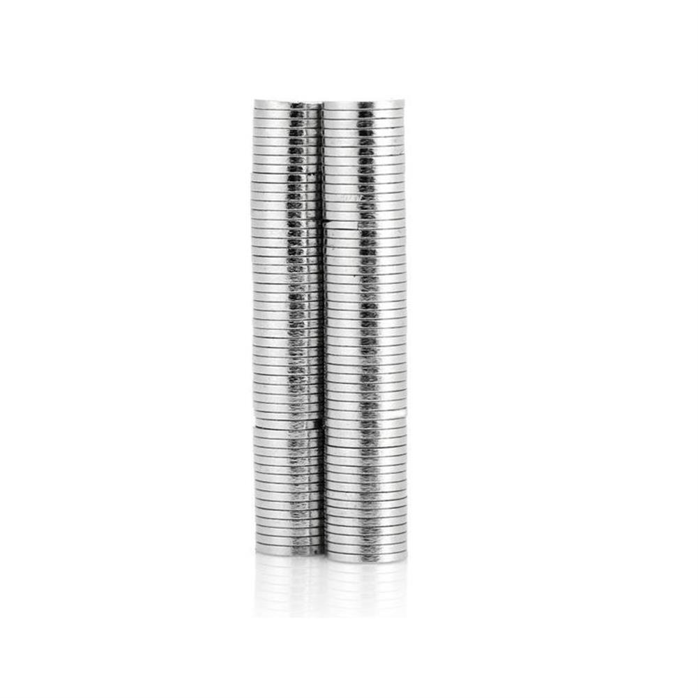 magnetic-toys 100pcs8 x 1mm N52 Magnetic Toys Powerful Creative NdFeB Round for Kid Adult DIY HOB1161478 1