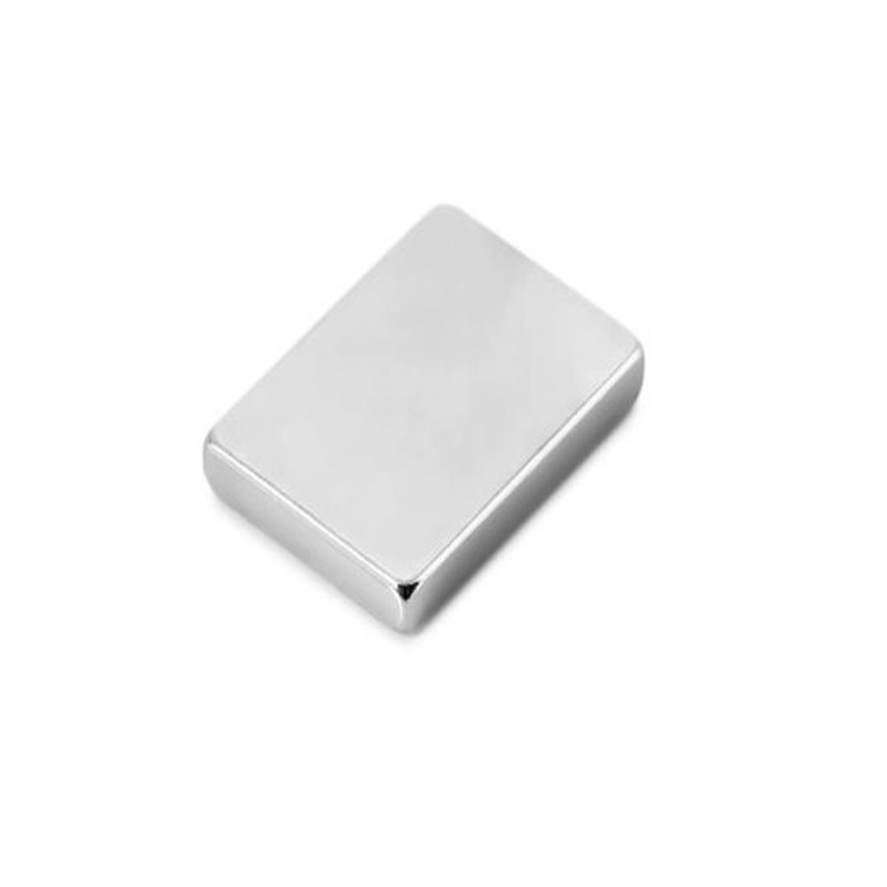magnetic-toys 10Pcs 20 x 15 x 3mm N38 Powerful Creative NdFeB Cube Magnetic Toys for Kid Adult DIY HOB1162720 1