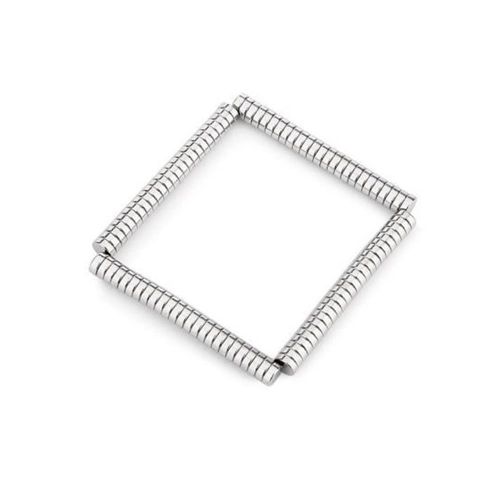 magnetic-toys 100pcs 5x2mm N42 Magnetic Toys Powerful Creative NdFeB Round for Kid Adult DIY HOB1162741