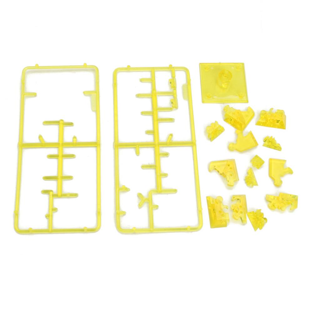 blocks-track-toys Novelty IQ Crystal Blocks Jigsaw Puzzles Toy 3D Pyramid DIY Model Gift HOB1177623 1