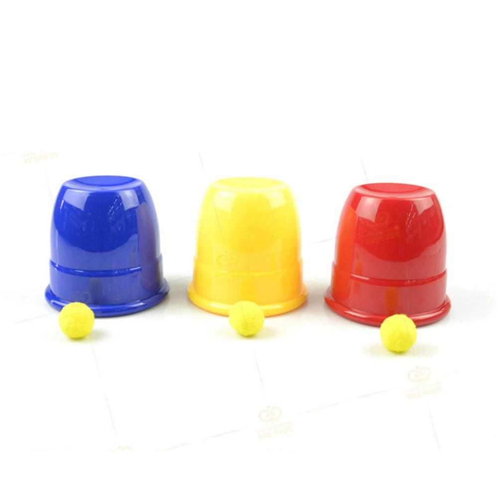 gags-practical-jokes Funny Trick Props 3 Magic Cups Toys for Kids Children Gift HOB1180366 2
