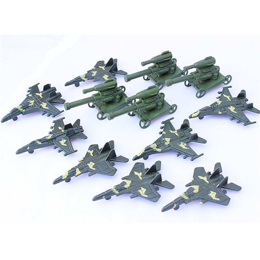 diecasts-model-toys 170 PCS Soldier Scene Model Set Toys for Kids Children Gift HOB1180994 1