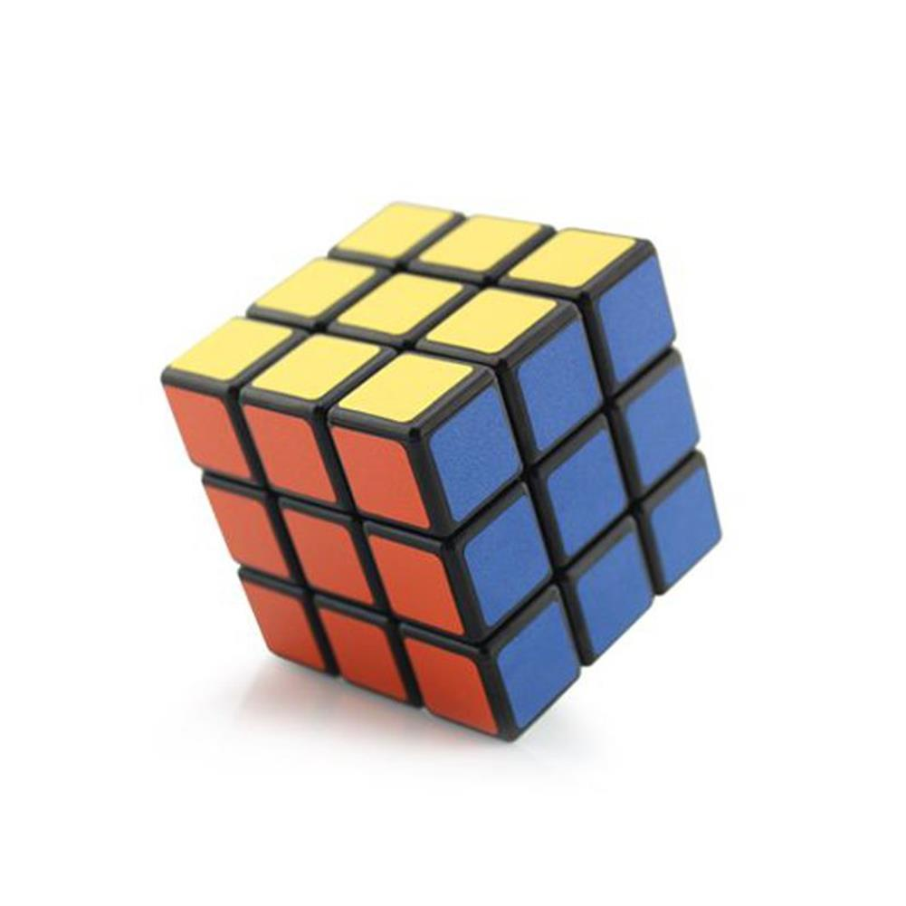 stress-relievers 4PCS Classic Magic Cube Toys Set 2x2x2 and 3x3x3 4x4x4 and 5x5x5 PVC Sticker Block Puzzle Speed Cube HOB1183197 1