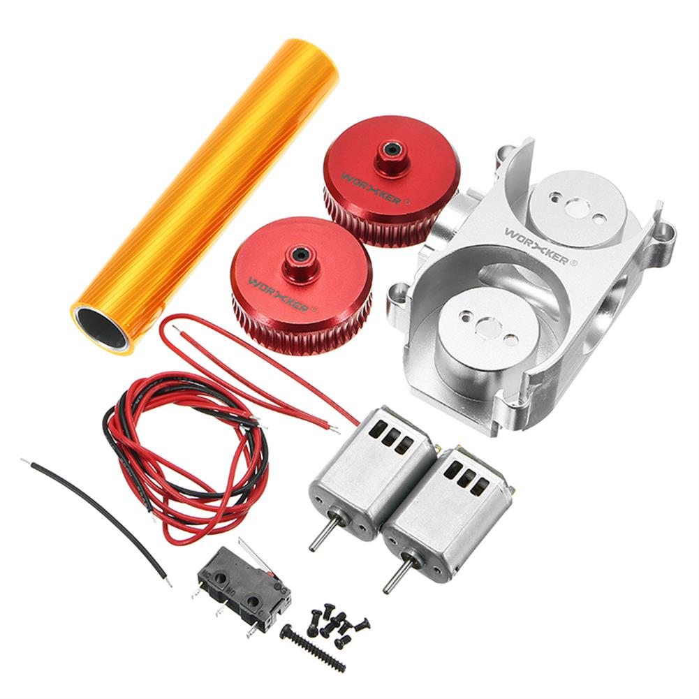 accessories-for-nerf WORKER High Power Metal Flywheel Kit Set for Nerf Stryfe Accessory HOB1186834