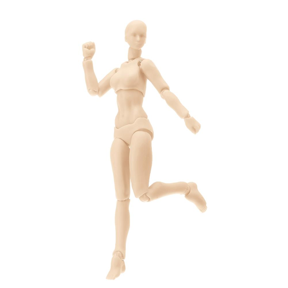 dolls-action-figure 1Pc/Set Figma 2.0 14cm Girl PVC Version Skin Color Action Figures Toys Model Painting Props Gifts HOB1190042 3