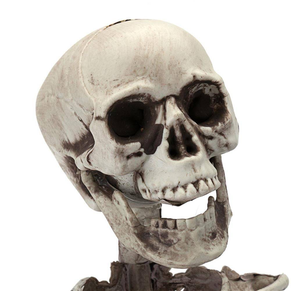 decoration Halloween Party Home Decoration Skeleton Horrid Scare Scene Simulation Human Body Toys Props HOB1195131 1