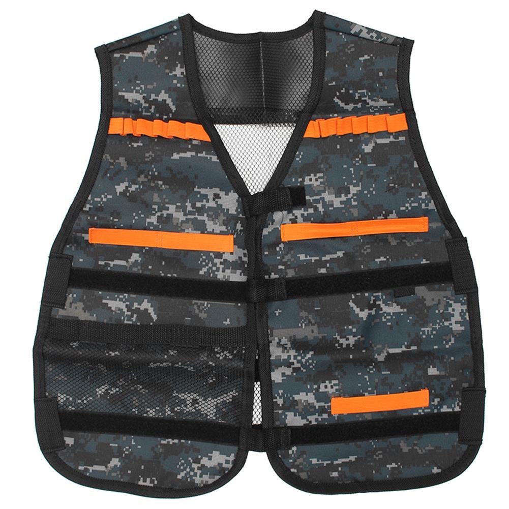 accessories-for-nerf WORKER Tactical Vest Jacket for NERF N-Strike Elite Toys HOB1196112