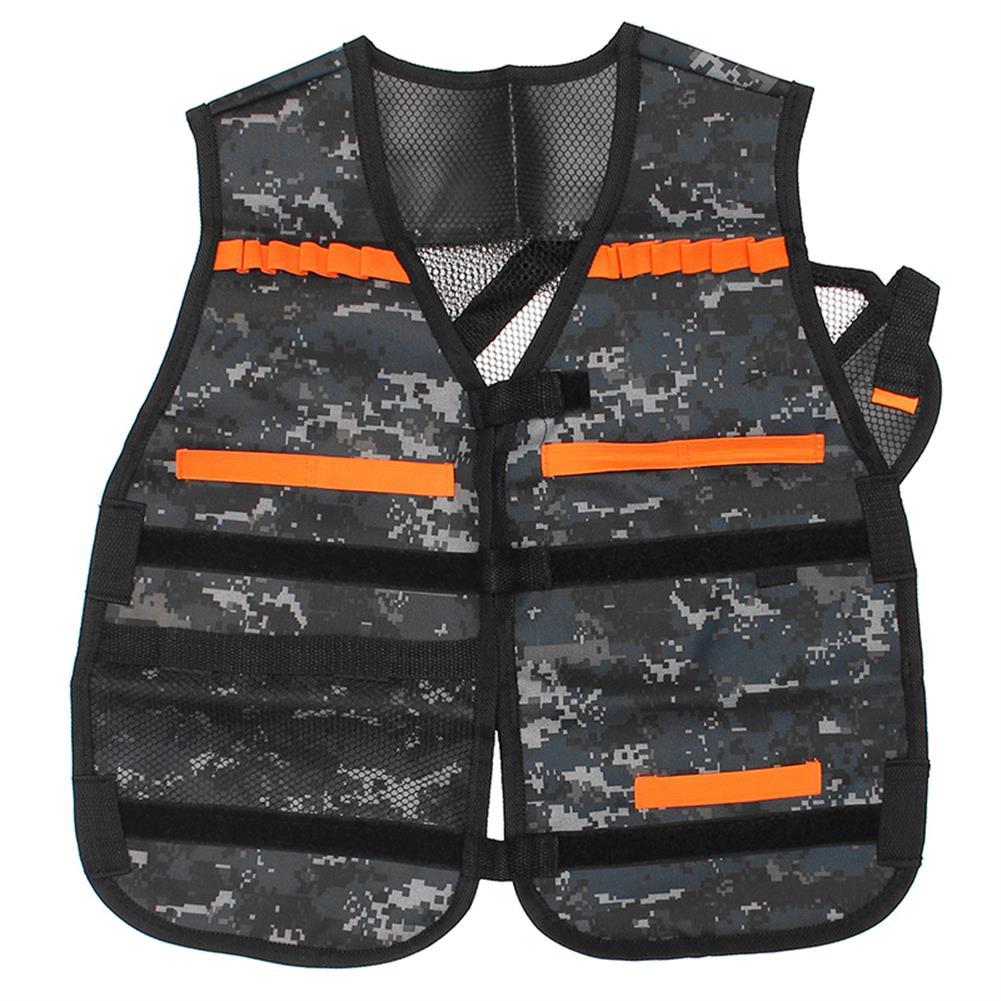 accessories-for-nerf WORKER Tactical Vest Jacket for NERF N-Strike Elite Toys HOB1196112 1