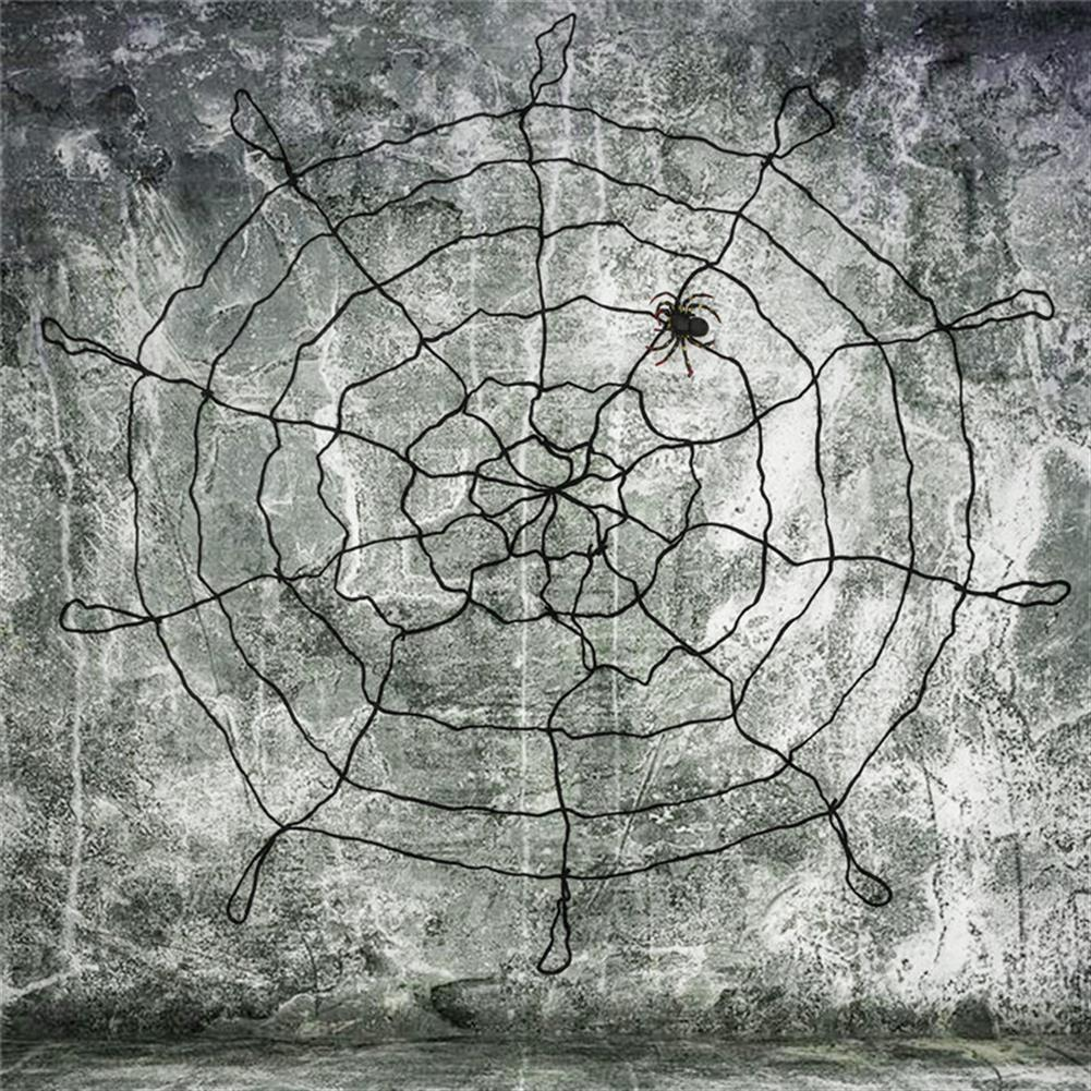 decoration Halloween Party Home Decoration Large Spider Web Honor Props Toys for Kids Children Gift HOB1199911 1