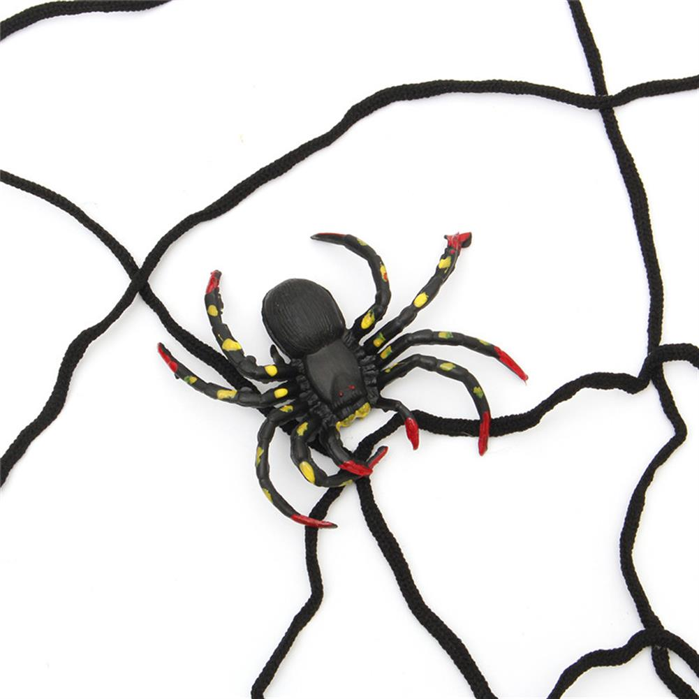 decoration Halloween Party Home Decoration Large Spider Web Honor Props Toys for Kids Children Gift HOB1199911 3