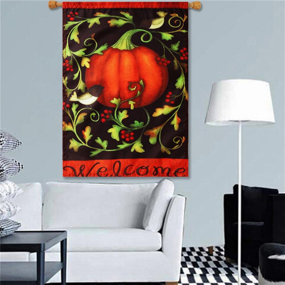 decoration Halloween Party Home Decoration Pumpkin Year Happy Flag Toys for Kids Children Gift HOB1211653 2