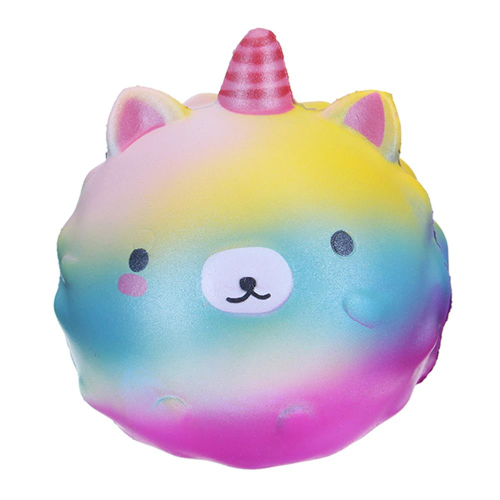 squishy-toys 10cm Squishy Galaxy Unicorn Slow Rising with Packaging Collection Gift Soft Toy HOB1222943 1