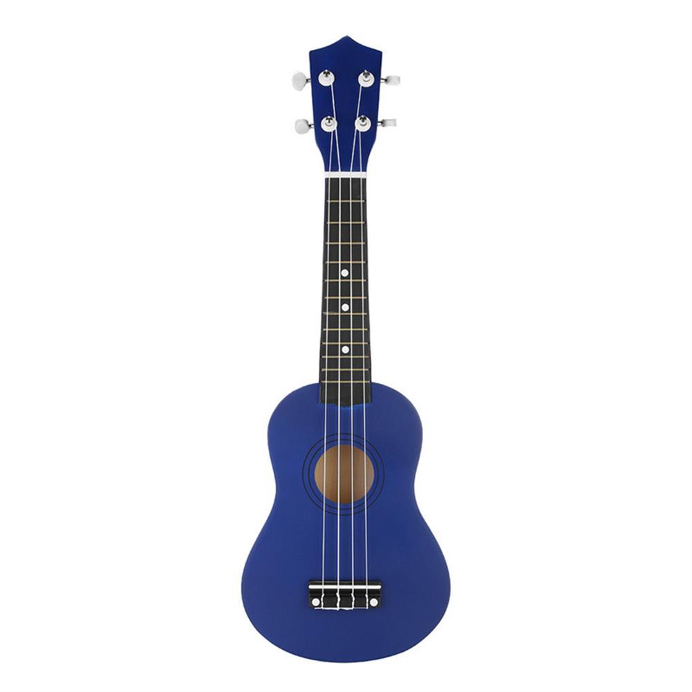 ukulele 21 inch Economic Soprano Ukulele Uke Musical instrument with Gig bag Strings Tuner Blue HOB1225583 1
