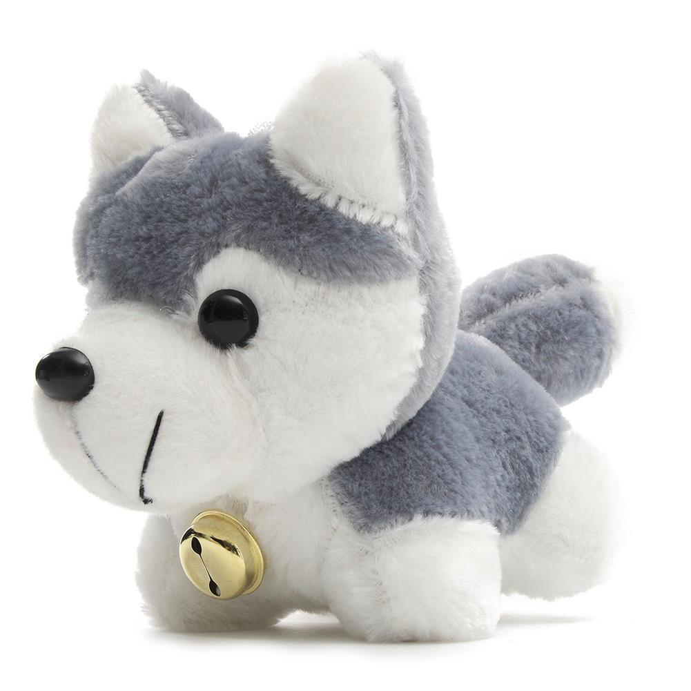 stuffed-plush-toys 26cm 10.24'' Husky Dog Cartoon Doll Stuffed Plush Kids Children Toy Gift House Decor HOB1229996