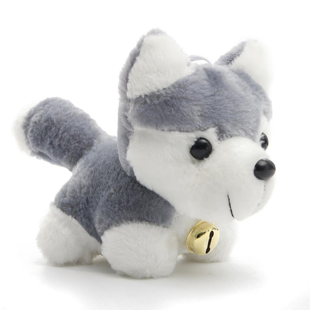 stuffed-plush-toys 26cm 10.24'' Husky Dog Cartoon Doll Stuffed Plush Kids Children Toy Gift House Decor HOB1229996 1