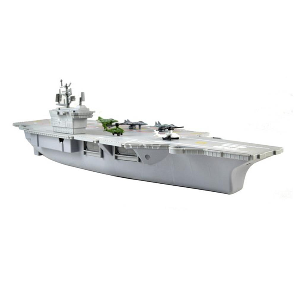 model-building Simulation Aircraft Carrier Static Model with 6 Airplane for Kids Children Christmas Gift Toys HOB1234293 1