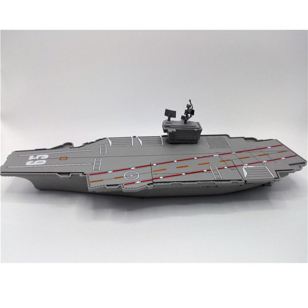 model-building Simulation Aircraft Carrier Static Model with 6 Airplane for Kids Children Christmas Gift Toys HOB1234293 2