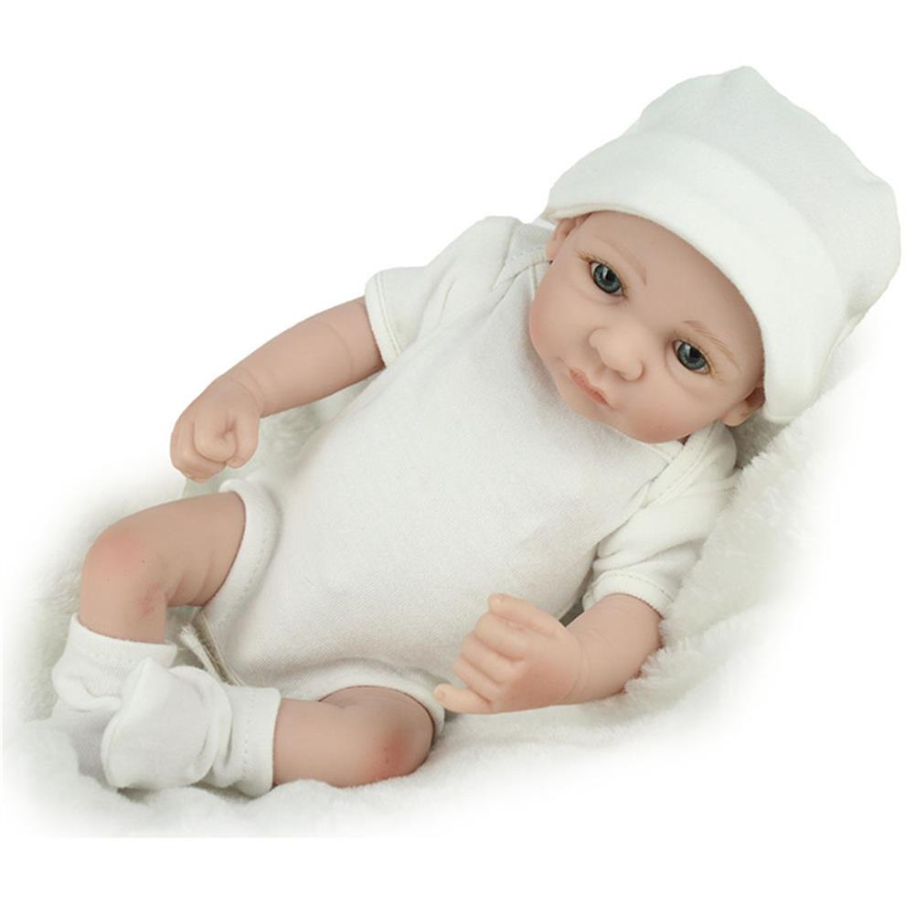 dolls-action-figure DOLL Real Life Baby Dolls Full Vinyl Silicone Baby Doll Birthday Gifts HOB1236930 1