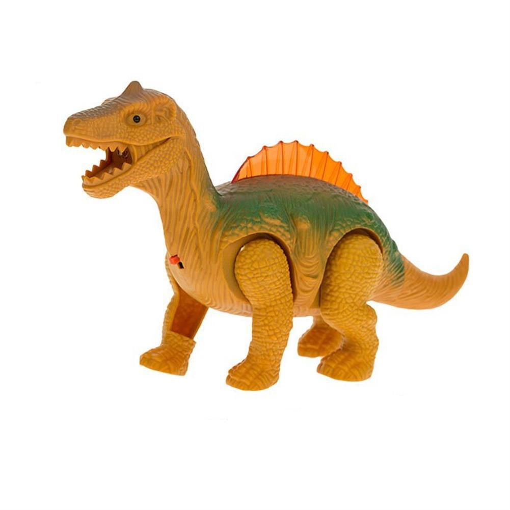 diecasts-model-toys Electric Walking Glowing Dinosaur Animals Model with Sound Light for Kids Children Gift Toys HOB1242229