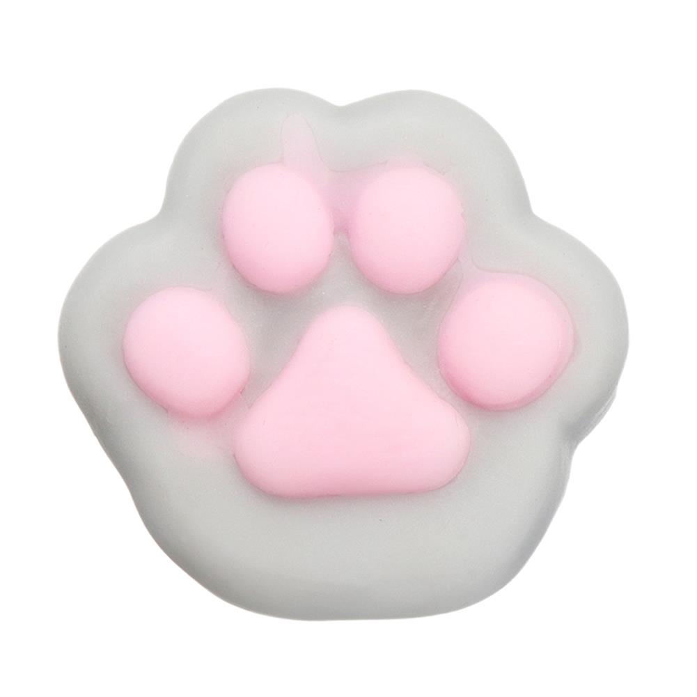 squishy-toys Cat Paw Claw Mochi Squishy Squeeze Healing Toy Kawaii Collection Stress Reliever Gift Decor HOB1242827 1