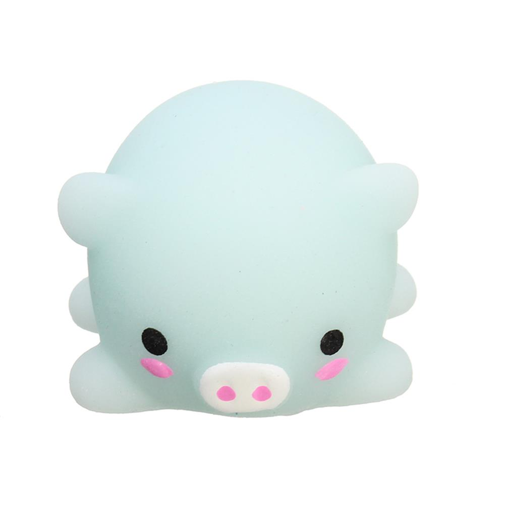 squishy-toys Pig Mochi Squishy Squeeze Cute Healing Toy Kawaii Collection Stress Reliever Gift Decor HOB1243042 1