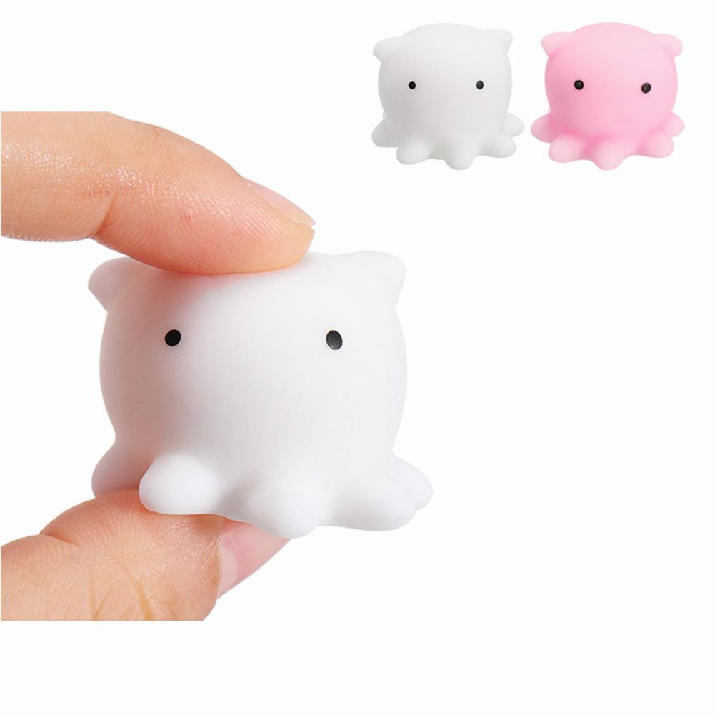 squishy-toys Octopus Squishy Squeeze Cute Mochi Healing Toy Kawaii Collection Stress Reliever Gift Decor HOB1244309 1