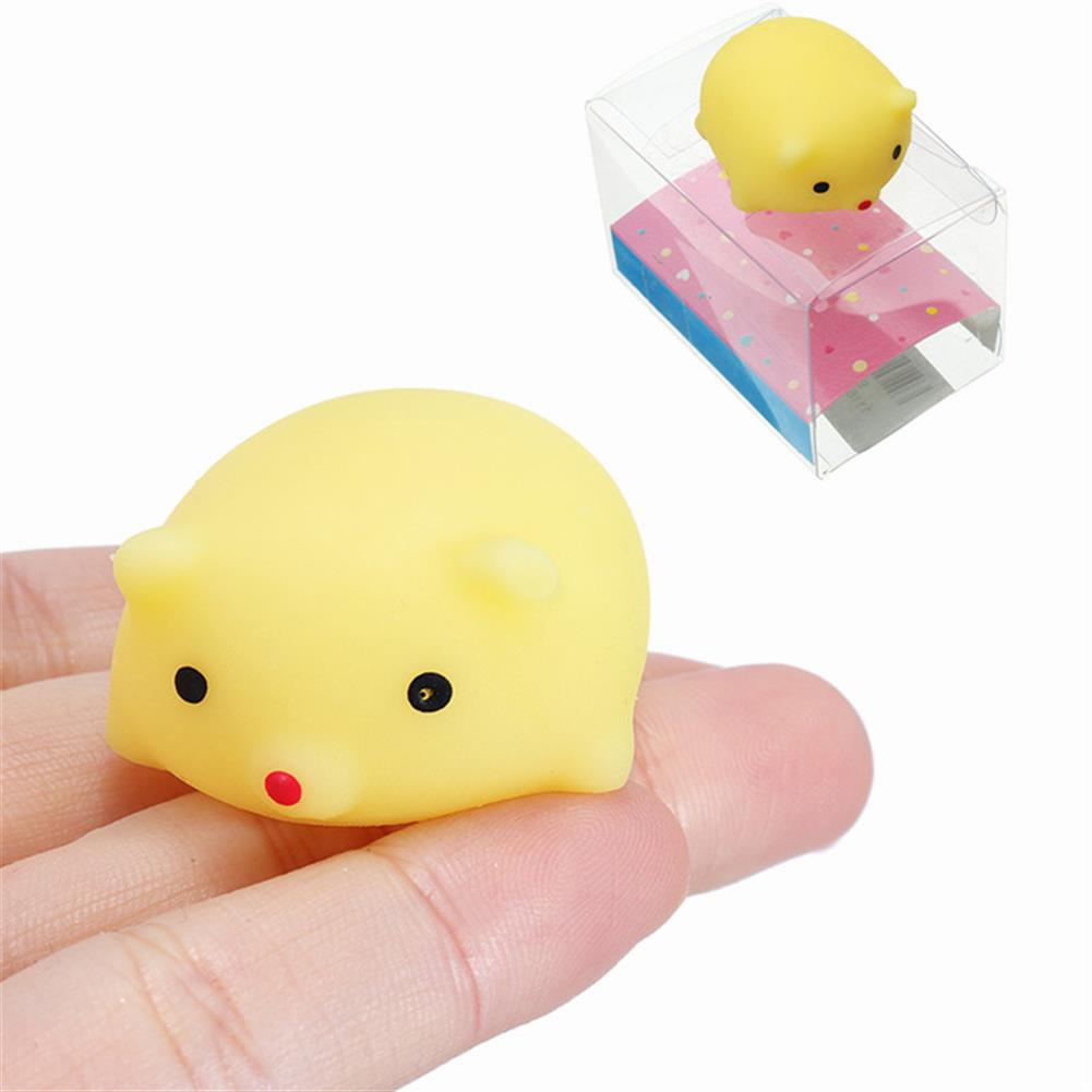 squishy-toys Pig Squishy Squeeze Cute Mochi Healing Toy Kawaii Collection Stress Reliever Gift Decor HOB1244311