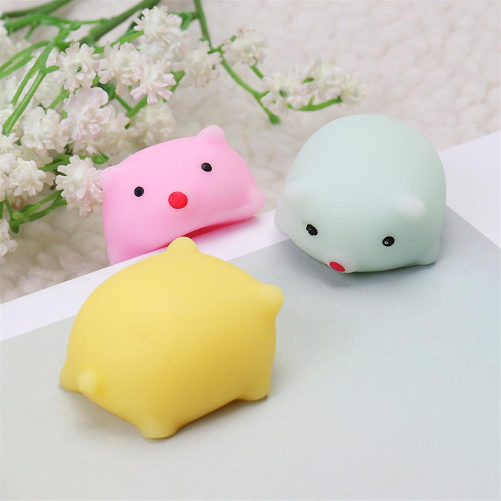 squishy-toys Pig Squishy Squeeze Cute Mochi Healing Toy Kawaii Collection Stress Reliever Gift Decor HOB1244311 1