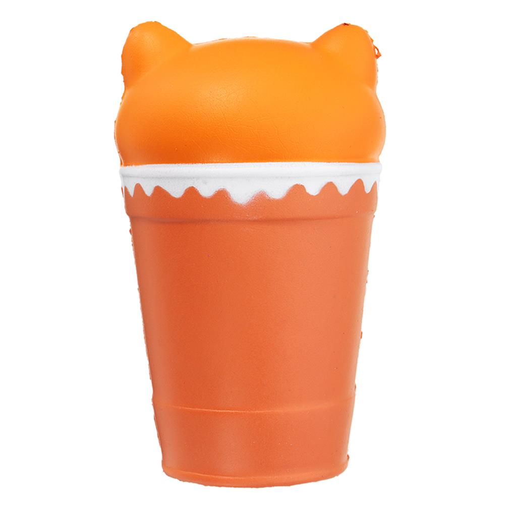 squishy-toys Sunny Squishy Cat Coffee Cup 13.5*8.5CM Slow Rising Soft Animal Toy Gift with Packing HOB1253549 2