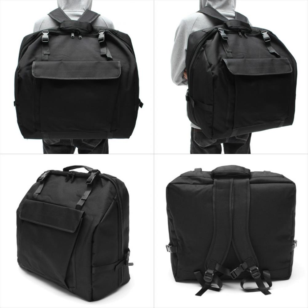 keyboard-accessories Thick Padded 120 BASS Piano Accordion Gig Bag Accordion Cases Accordion Backpack HOB1254219 1