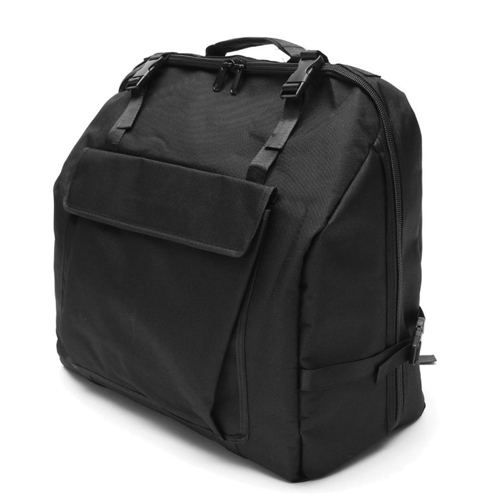 keyboard-accessories Thick Padded 120 BASS Piano Accordion Gig Bag Accordion Cases Accordion Backpack HOB1254219 3