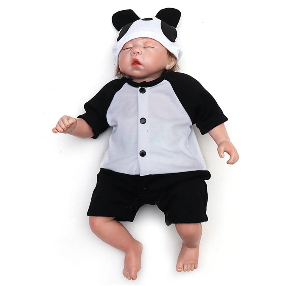 dolls-action-figure 20 Lifelike Newborn Silicone Vinyl Reborn Baby Doll Handmade Reborn Dolls Gift HOB1259582 1