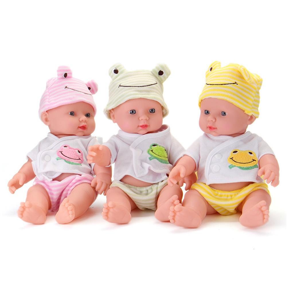 dolls-action-figure 30CM Newborn Baby Doll Gift Toy Soft Vinyl Silicone Lifelike Newborn KidsToddler Girl HOB1259583 1