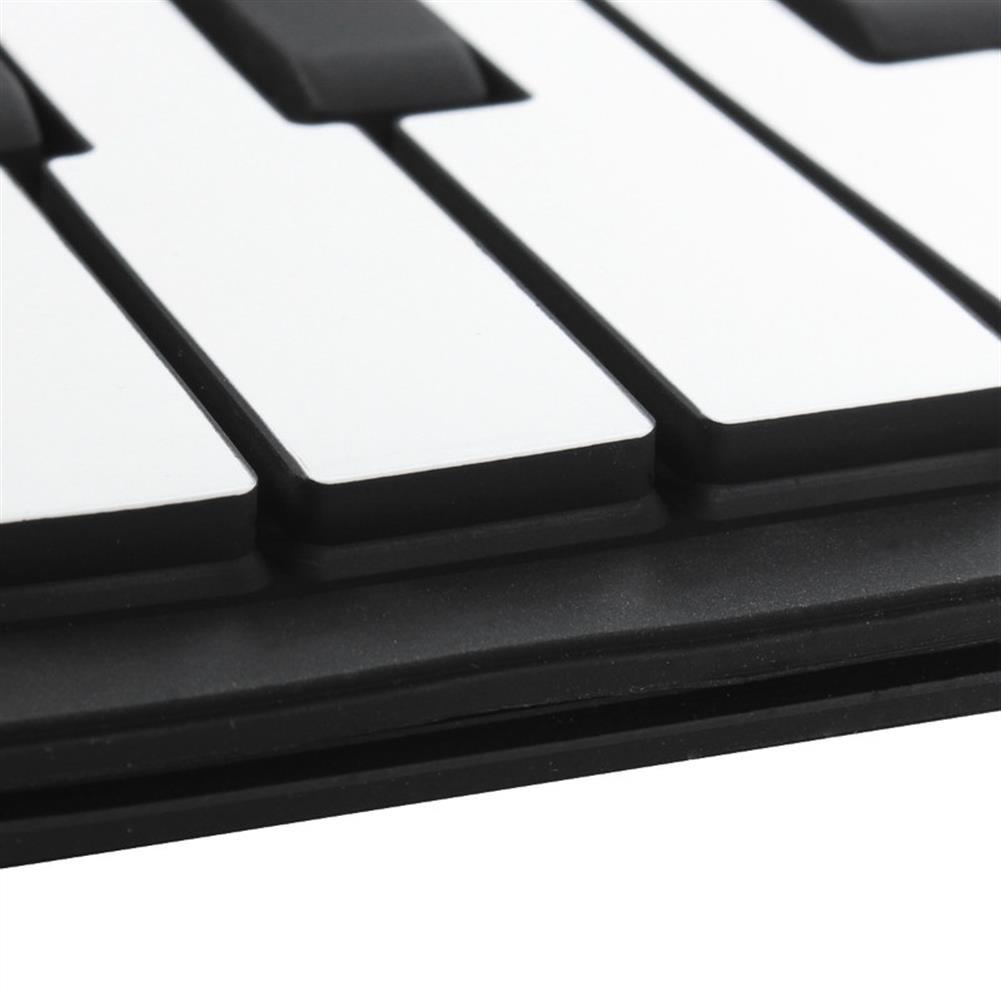 roll-up-piano 88 Key Roll Up Digital Tone Electronic Soft Keyboard Piano MIDI Sustain Pedal HOB1265794 3
