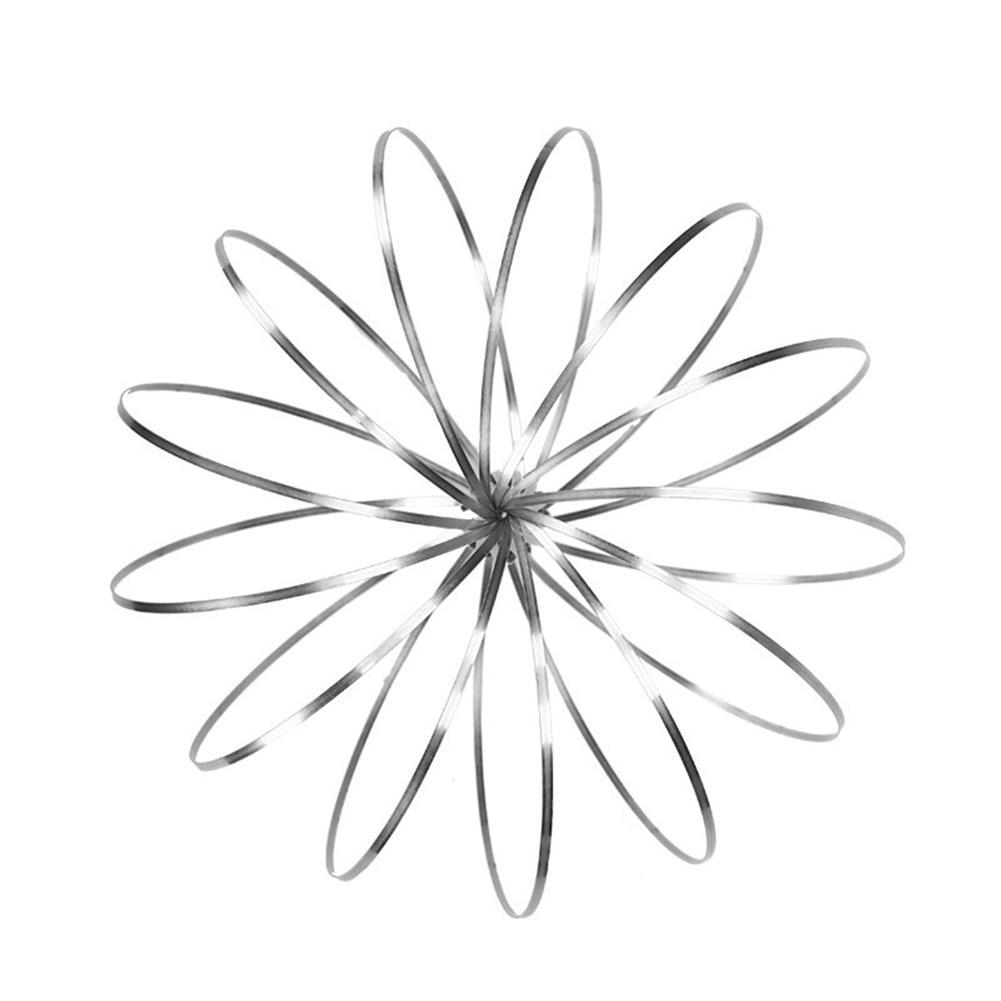 gags-practical-jokes Stainless Flow Rings Magic Bracelet Flowtoys Exercise Artifact Creative Toys Gift HOB1274056 1